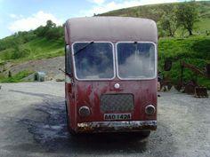 Bedford J2 library lorry/van