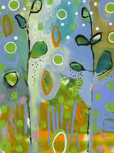 """""""Sprouts"""" by Flora Bowley, 2009"""