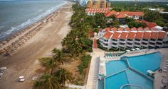 Explore The Resort - Hotel Las Americas Resort, Spa and Convention Center - Cartagena