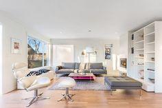 (5) FINN – Vinderen - Moderne funkisvilla fra 2014 m/praktikantdel, p-plasser, solrik terrasse, stor hage, utsikt og fjordgløtt.