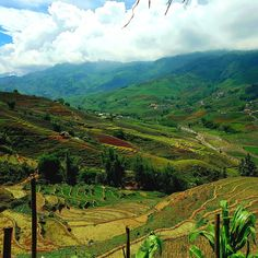 Unreal views in Muong Hoa Valley Sapa Vietnam || Click on the photo to discover the most incredible destinations with us :)