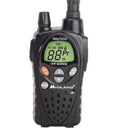 MIDLAND RADIO MID-NAUTICO3VP Marine Radio Nautico 3VP