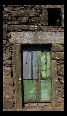 Green door Ligonde, Lugo