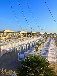Beach wedding venue, Tuscany   #wedding #weddingplanner #weddingvenue #weddingvenueitaly #italywedding #italianwedding #weddinginitaly #destinationwedding