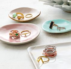 Rose Gold Vermeil with Black Spinel Bar Ring