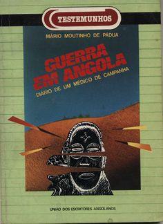 Guerra em Angola (Diário de um Médico de Campanha)   VITALIVROS // Livros usados, raros & antigos //
