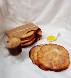 Receta Tortas de Aceite (tipo Inés Rosales) - cocinaros