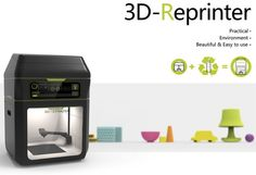 Amazing 3D printer that recycles plastic for printing!  #recycling #innovation    via @plasticbank