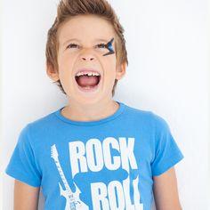 Yporque Kids  Boys T shirt with sound