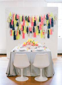 La Tavola Fine Linen Rental: Dupionique Pewter  | Photography: Lisa Lefkowitz, Styling & Design: Jubilee Lau Events & Gloria Wong Design, Florals: Hunt Littlefield