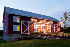 5 on Friday Featured Project: Ohio Barn Conversion by Blackburn Architects - @Blackburn Architects