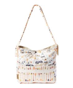 Take a look at this Brownie Gifts Summer Diaper Bag today!