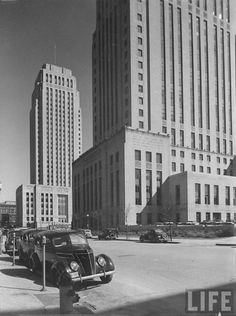 Photos from 1938 Kansas City • Kansas City With The Russian Accent