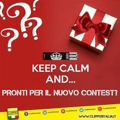 <3 PRONTI PER IL NUOVO CONTEST? <3  #clipper #clipperitalia