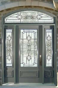 Decorative Glass Inserts for Your Home