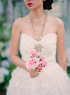 Nosegay Wedding Flowers