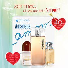 Amadeus de Senzuel Zermat fragrance Collection Para el hombre con personalidad enigmática e irresistible.