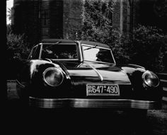 "Sportwagen, ""Taifun"", Eigenbau, Herbert Gomolzig"