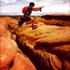 Moab via Arc'athlete Austin Ross