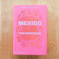 From the hot pink cover to the stunning photos to the fact that there are a heaping 650 recipes between these pink covers — this cookbook is an absolute show-stopper. It is by far one of the most comprehensive collections of regional Mexican cuisine that I have ever encountered.