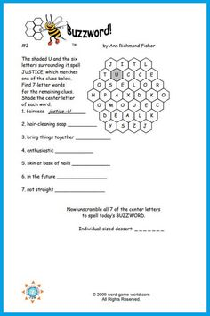 Scramble Words, Scramble Game, Fun Brain, Brain Games, Logic Puzzles, Word Puzzles, Letter N Words, Letters, Printable Word Games