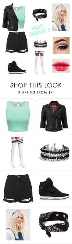 """NCT 7 Dolls - Verde Água"" by giovanna-sb ❤ liked on Polyvore featuring interior, interiors, interior design, home, home decor, interior decorating, Superdry, American Apparel, David Yurman and Topshop"