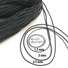 Round elastic cord, Black/White Elastic drawcord, Sewing supplies, Elastic rubber, Round stretch cord, DIY face mask Macrame Cord, Gold Sparkle, Diy Face Mask, Sewing Crafts, Beaded Jewelry, Christmas Crafts, Give It To Me, Black And White, Silver