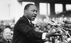 MLK Misremembered: The Inconvenient Truth About Martin Luther King, Jr Citations Martin Luther King, Martin Luther King Quotes, Dr Martins, Harvey Specter, Black History Month Quotes, Revolution, Struggle Quotes, Civil Rights Leaders, Black Quotes