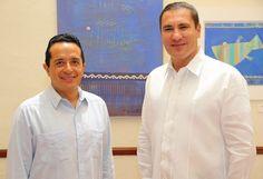 Periodismo sin Censura: Se reúne Carlos Joaquín con Rafael Moreno Valle