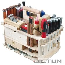 Dictum Tool Carrier Cabinet Making Interior Work Equiped 43