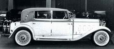 Walter Royal 12V Cabriolet (Petera)
