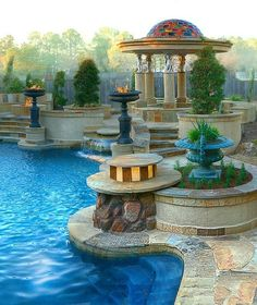 The Stunning Stone Mansion | Via ~LadyLuxury~