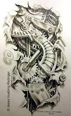Resultado de imagem para tattoo biomecanica