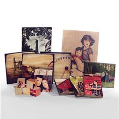 PhotoBarn: pictures touched up and printed directly on wood boards and blocks!