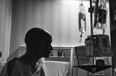 Loving Husband Documents Every Stage of Wife's Battle with Breast Cancer - My Modern Met
