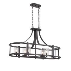 You'll love the Halcott 6-Light Kitchen Island Pendant at Wayfair - Great Deals on all Lighting products with Free Shipping on most stuff, even the big stuff.