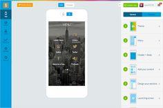 L'arte di creare un'applicazione mobile senza alcuna conoscenza di programmazione