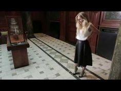 RIVER ISLAND MASTERCLASS: HOW TO WALK IN HIGH HEELS #5inchandupxRI #riverisland High School Homecoming, 5 Inch And Up, Walking In High Heels, Master Class, River Island, Midi Skirt, Collection, Style, Fashion
