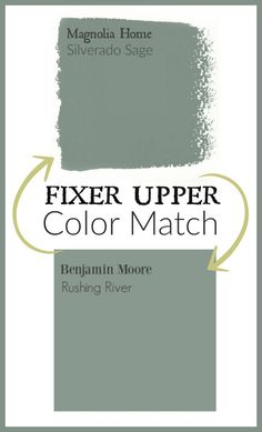 Upper Paint Colors: Magnolia Home Paint Color Matched to Benjamin Moore Fixer Upper Paint color matched to Benjamin Moore paint.Fixer Upper Paint color matched to Benjamin Moore paint. Interior Paint Colors, Paint Colors For Home, House Colors, Interior Painting, Paint Colours, Interior Plants, Interior Design, Hgtv Paint Colors, Outside House Paint Colors