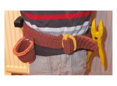 Crochet Tools, Crochet Things, Love Crochet, Tool Belt, Princess Dresses, Pattern Library, Ravelry, Crochet Patterns, Play
