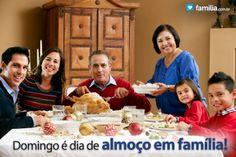 Familia.com.br | Receitas para o almoço de domingo em família