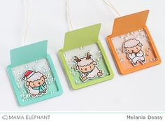 mama elephant | design blog: Wooly Winter with Deasy