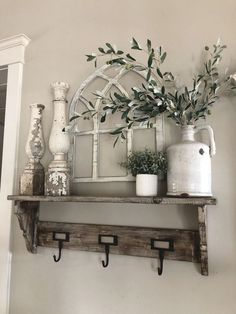 ✔ 78 rustic farmhouse living room design and decor ideas for your home 48 Related Farmhouse Windows, Farm House Living Room, French Country Decorating, Farmhouse Decor, Country Decor, Home Decor, Country Style Homes, Architectural Salvage, Living Room Designs
