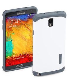 Rock Shield Cover Samsung Galaxy Note 3 N9005 Wit
