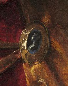 """Véronèse (Paolo Caliari, dit), """"Bethsabée au bain"""", vers 1575 (détail)"""