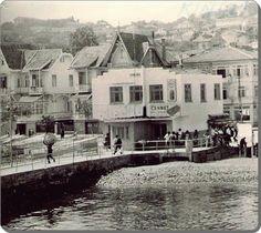 Kınalıada iskele - 1960 lar