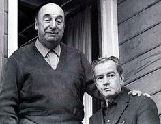 Juan Rulfo e Pablo Neruda