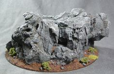 Subject to Stupidity: Warhammer Terrain on the Cheap