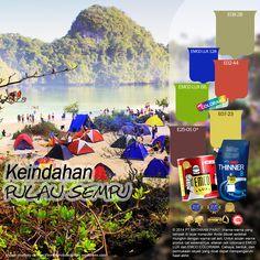 Kawan EMCO, seperti kita ketahui banyak sekali warga Indonesia yang ingin berwisata ke luar negeri untuk menyaksikan keindahan-keindahan alam. Namun, sebenarnya kita tidak perlu pergi jauh-jauh ke luar negeri untuk mencari pemandangan indah. Anda cukup menjelajahi Indonesia, maka Anda akan menemukan banyak sekali surga-surga alam yang tidak kalah indah dengan tempat wisata yang ada di luar negeri.