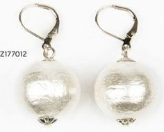 John Wind pearl earrings